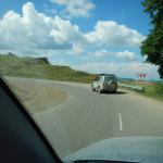 на авто в Грузию