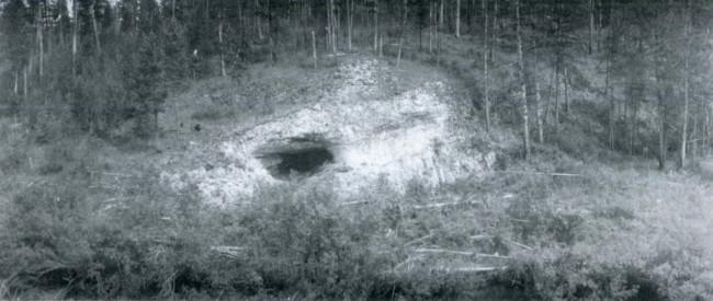 Дюктайская пещера в Якутии